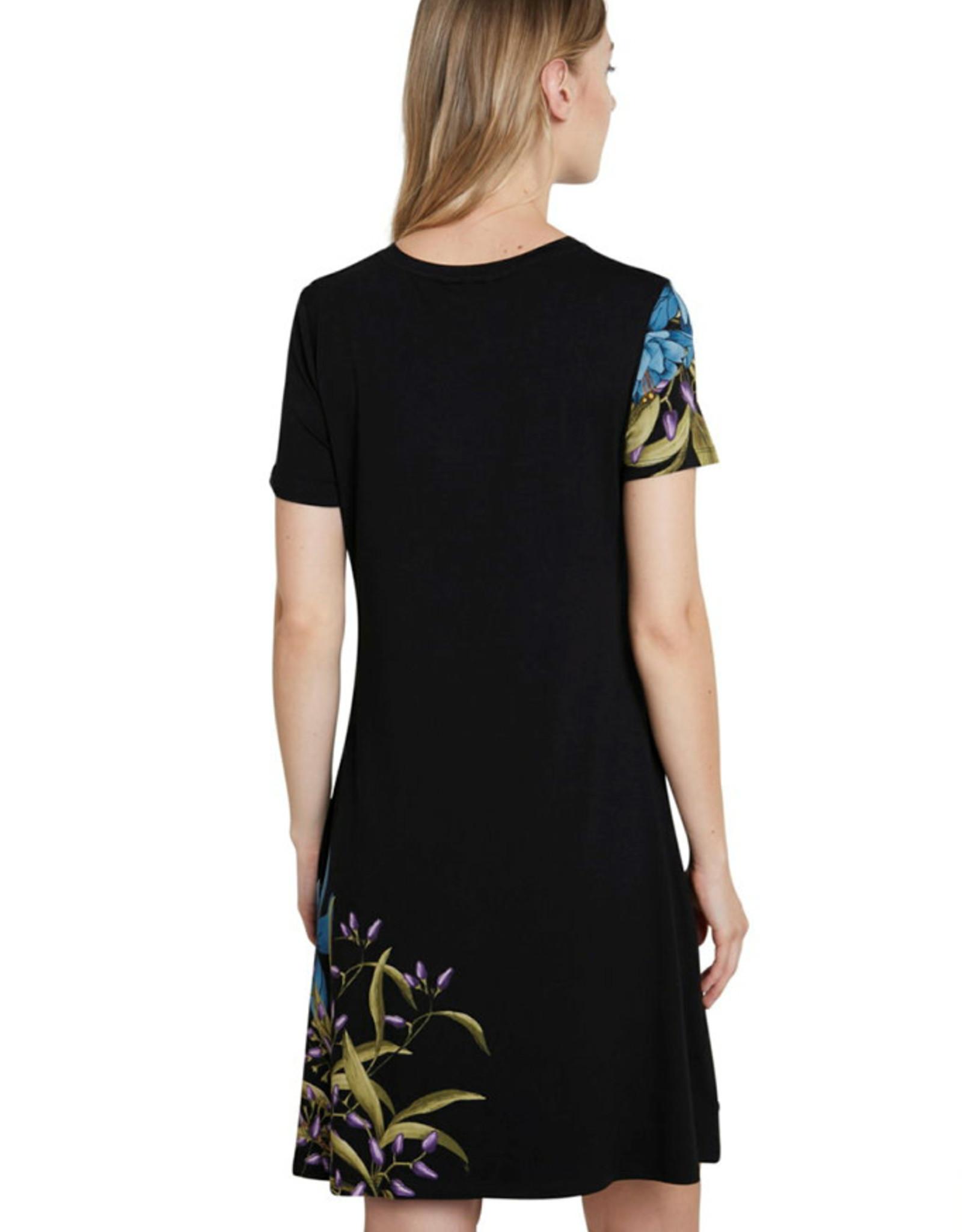 DESIG 21SWVKAG 2000 Black Las Vegas Dress