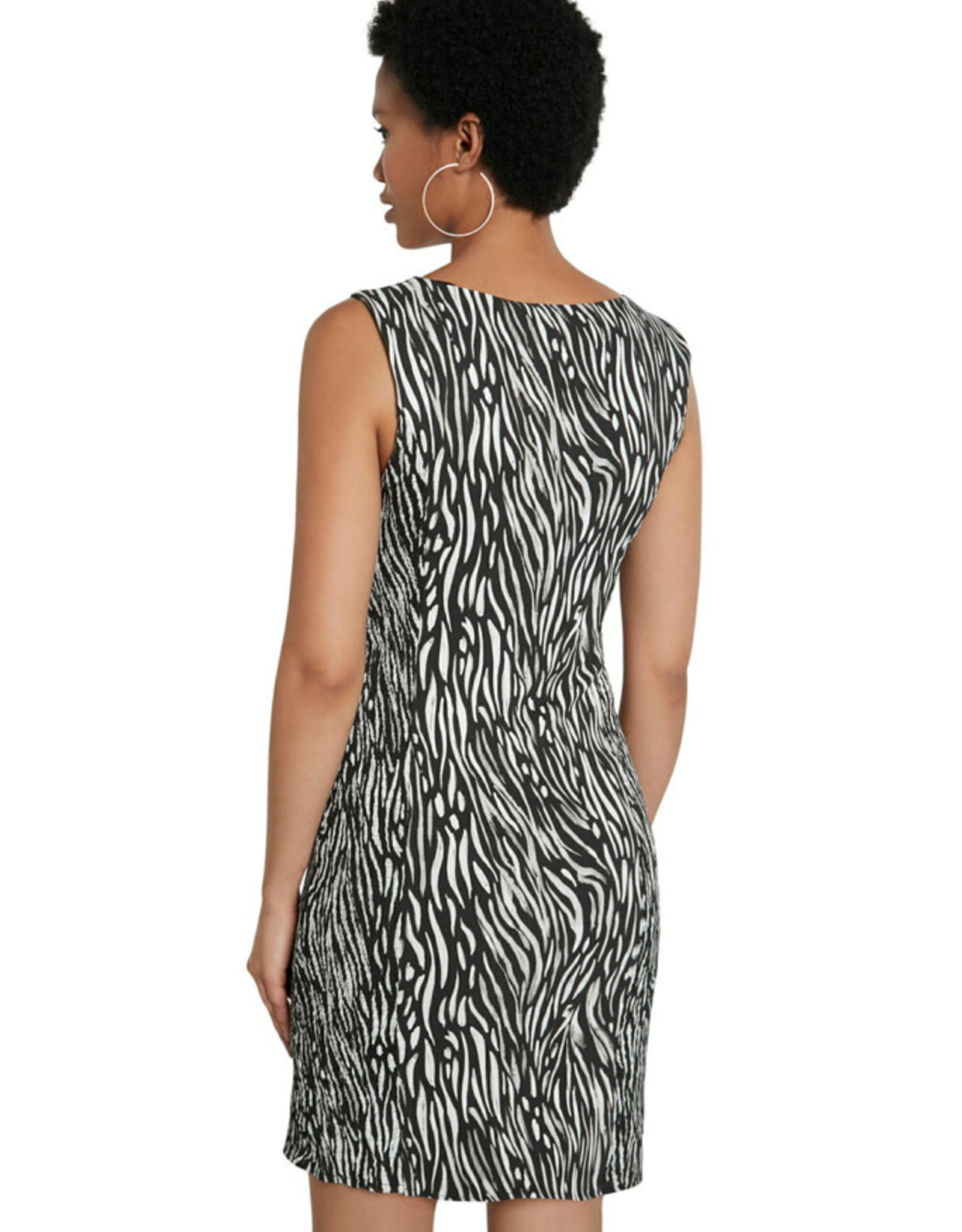 DESIG 21SWVW18 2000 Salt Lake City Black Dress