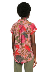 DESIG 21SWCN02 3049 Rous Pink Top