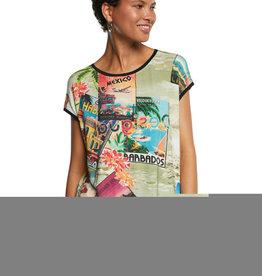 DESIG 21SWTKAV 6016 Tan Colombia Top