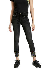DESIG 21WWDD20 5162 Black Denim Wash Jeans