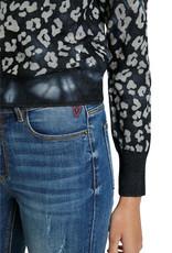 DESIG 21WWJF28 2000 Black Darrell Sweater