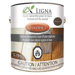 Ligna Tandem 1 - Teinture imprégnante à base d'huiles végétales