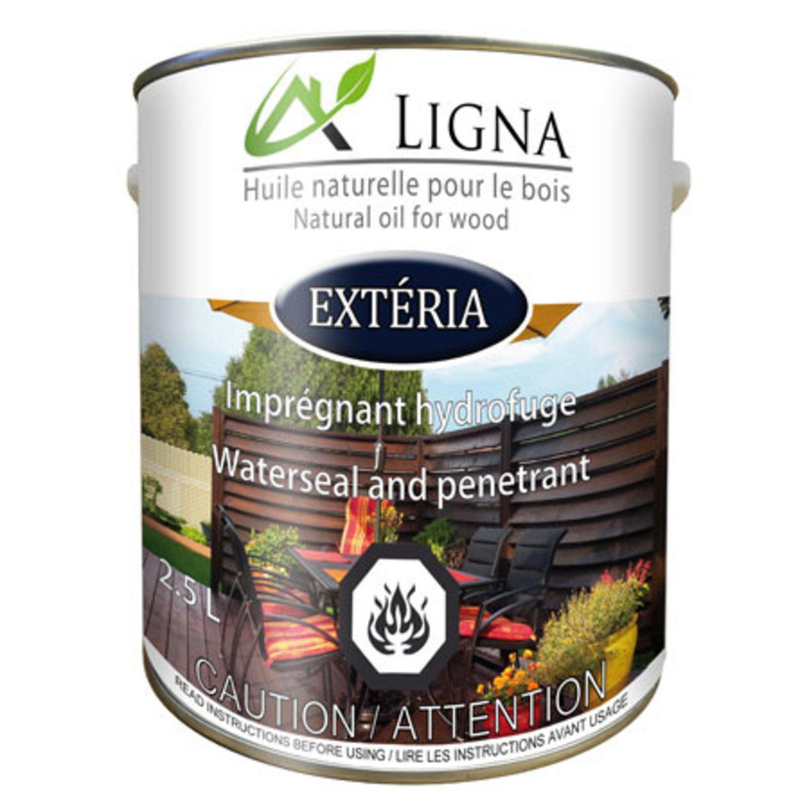Ligna Exteria - Huile pour bois extérieur