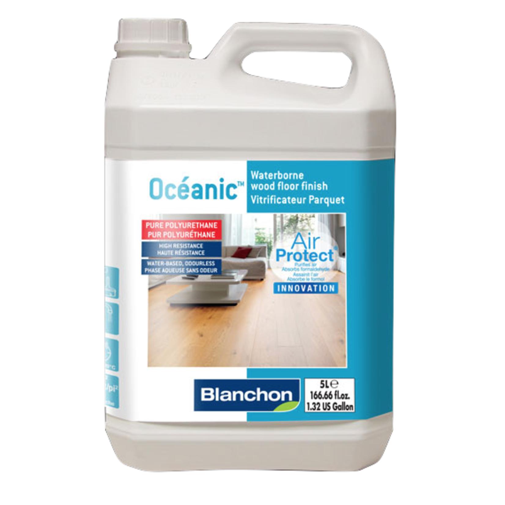 Blanchon Océanic Air Protect - Vernis à plancher
