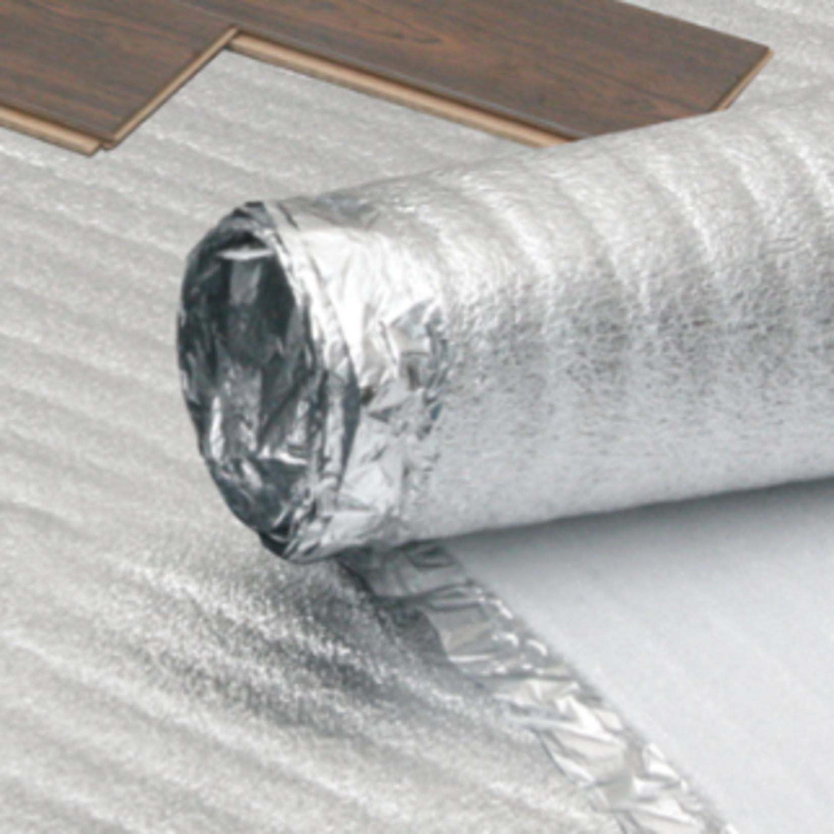 Top Floor Underlayment SérieFoam - Membrane mousse pour stratifié