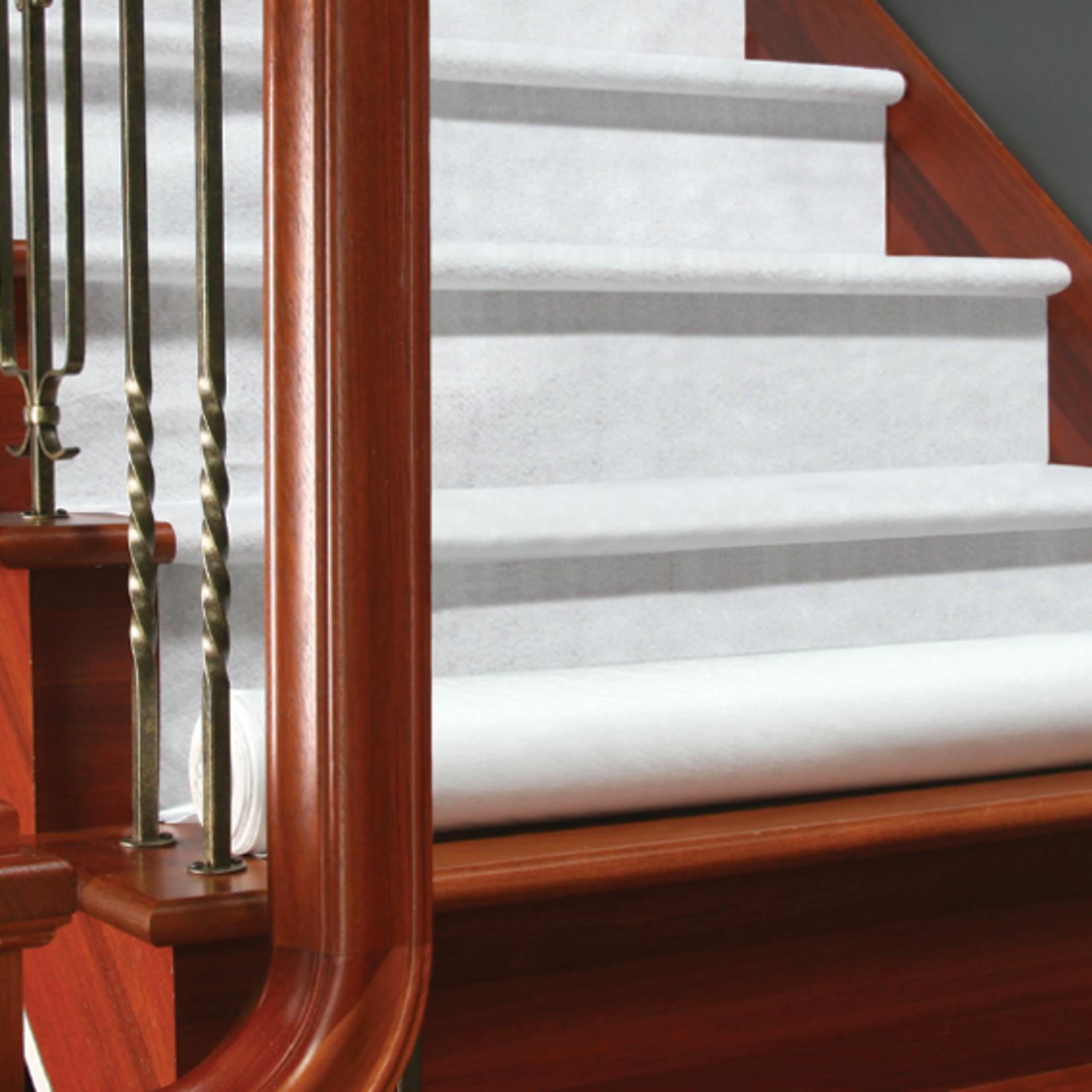 Top Floor Underlayment Toile de protection autocollante pour plancher
