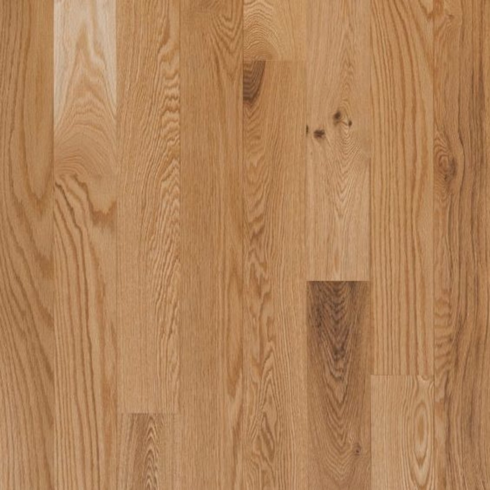 Dubeau Planchers Dubeau - Plancher Chêne rouge caractère brossé verni ultra-mat 10%