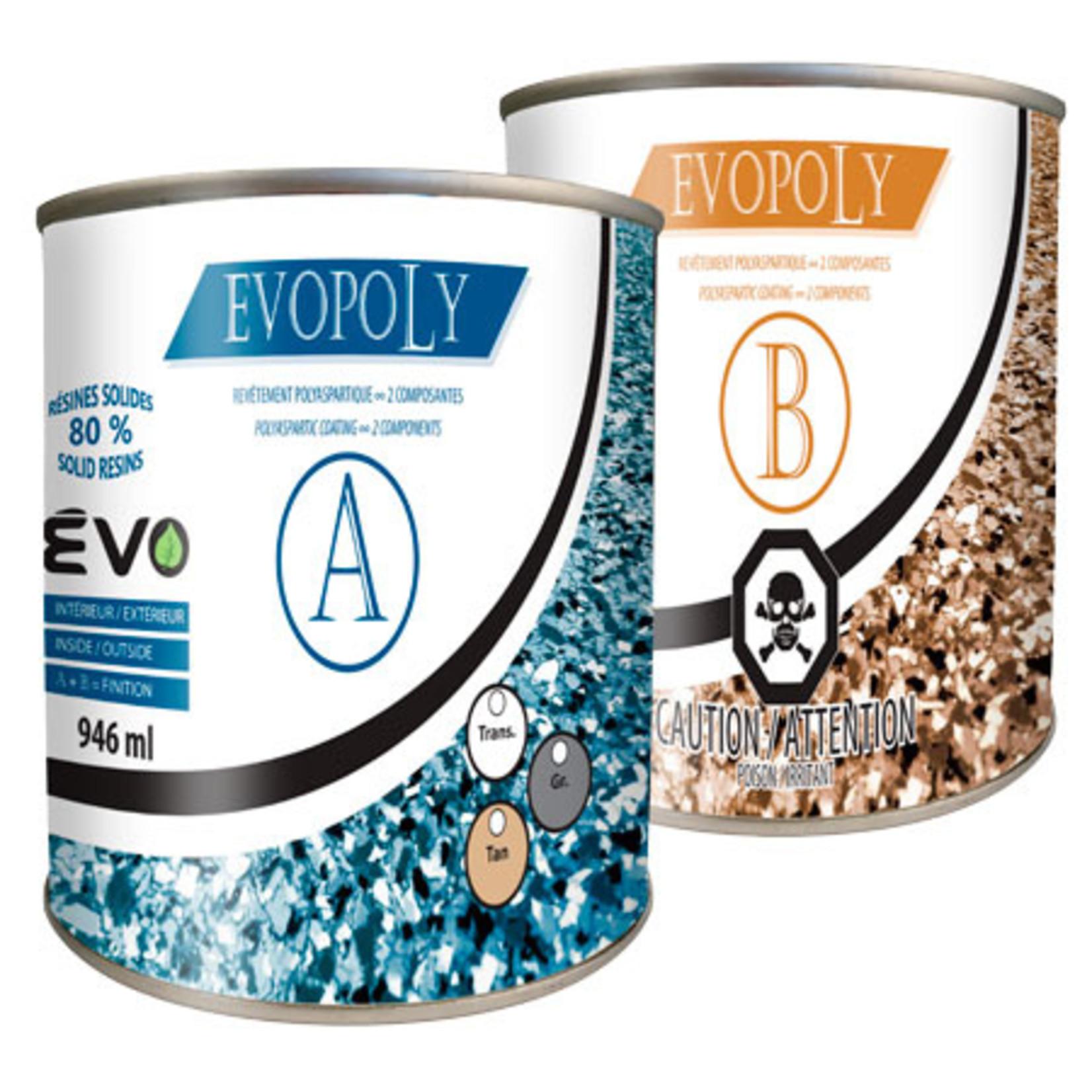 EVO Evopoly - Revêtement polyaspartique