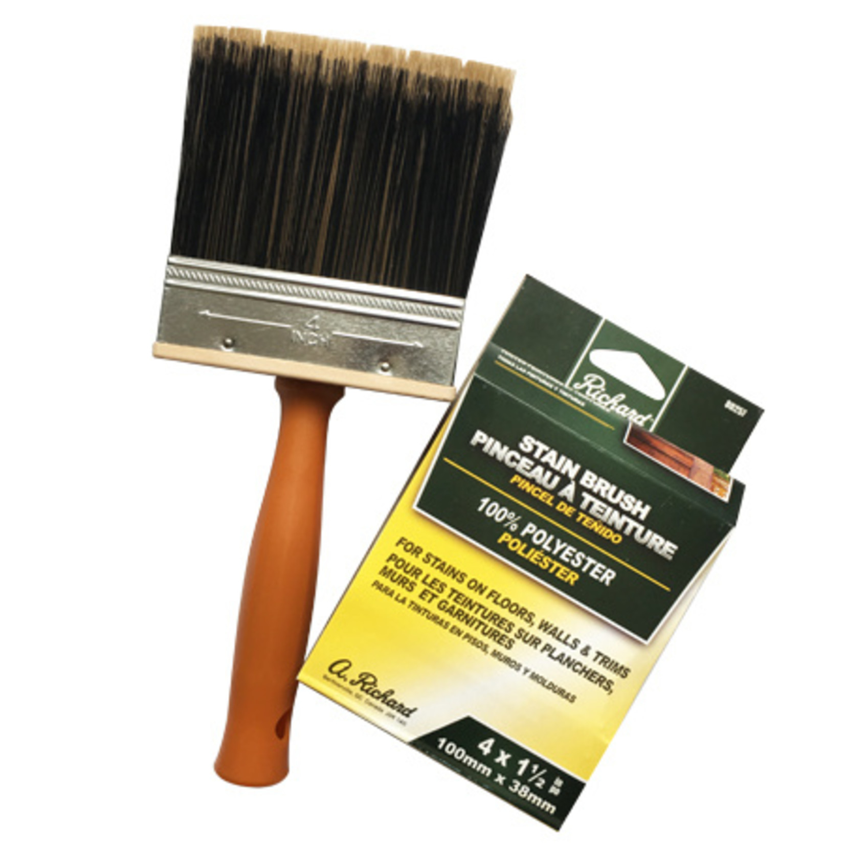EVO Pinceau brosse - Soie synthétiques