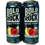 BOLD ROCK CIDER BOLD ROCK CIDERPREMIUM DRY 4PK16 OZ