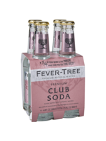 FEVER-TREE FEVER-TREECLUB SODA 4PK  .200L