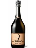 BILLECART-SALMON BRUT ROSE  .750L