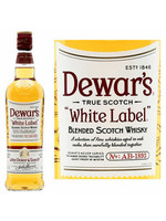 DEWAR'S DEWAR'SWHITE LABEL SCOTCH.750L