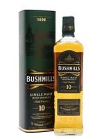 BUSHMILLS BUSHMILLS10 YEAR SINGLE MALT.750L