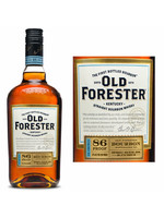 OLD FORESTER OLD FORESTERKENTUCKY BOURBON 86PF.750L