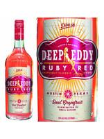 DEEP EDDY DEEP EDDYRUBY RED VODKA.750L