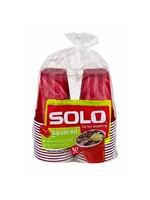 SOLO SQUARED 18 OZ PLASTIC CUPS 30 COUNT
