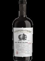 COOPER & THIEF BBN BARREL RED BLEND  .750L