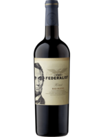 THE FEDERALIST THE FEDERALISTHONEST RED BLEND.750L