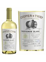 COOPER & THIEF SAUV BLANC  TEQ BRL NAPA VALLEY .750L
