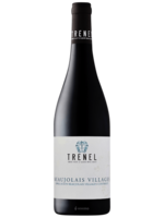 TRENEL BEAUJOLAIS VILLAGES RED WINE .750L