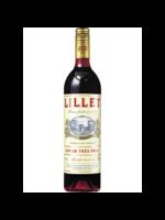 LILLET LILLETWINE APERITIF ROUGE.750L