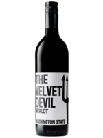 CHARLES SMITH CHARLES SMITHVELVET DEVIL MERLOT.750L