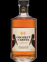 COCONUT CARTELRUM W/COCONUT WTR.750L