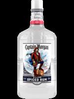 CAPT MORGAN CAPTAIN MORGANSILVER SPICED RUM1.75L
