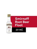 SMIRNOFF SMIRNOFFROOT BEER VODKA .050L
