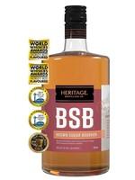 HERITAGE DISTILLING BSB BROWN SUGAR BOURBON 60 PROOF.750L