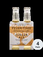 FEVER-TREE FEVER-TREELIGHT GINGER ALE 4PK.20L