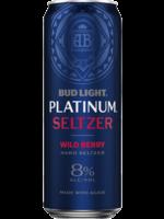 BUD LT SELTZER BUD LIGHT PLATINUM SELTZER WILD BERRY SINGLE