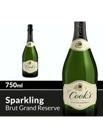 COOKS COOK'S GRAND RESV BRUT   .750L