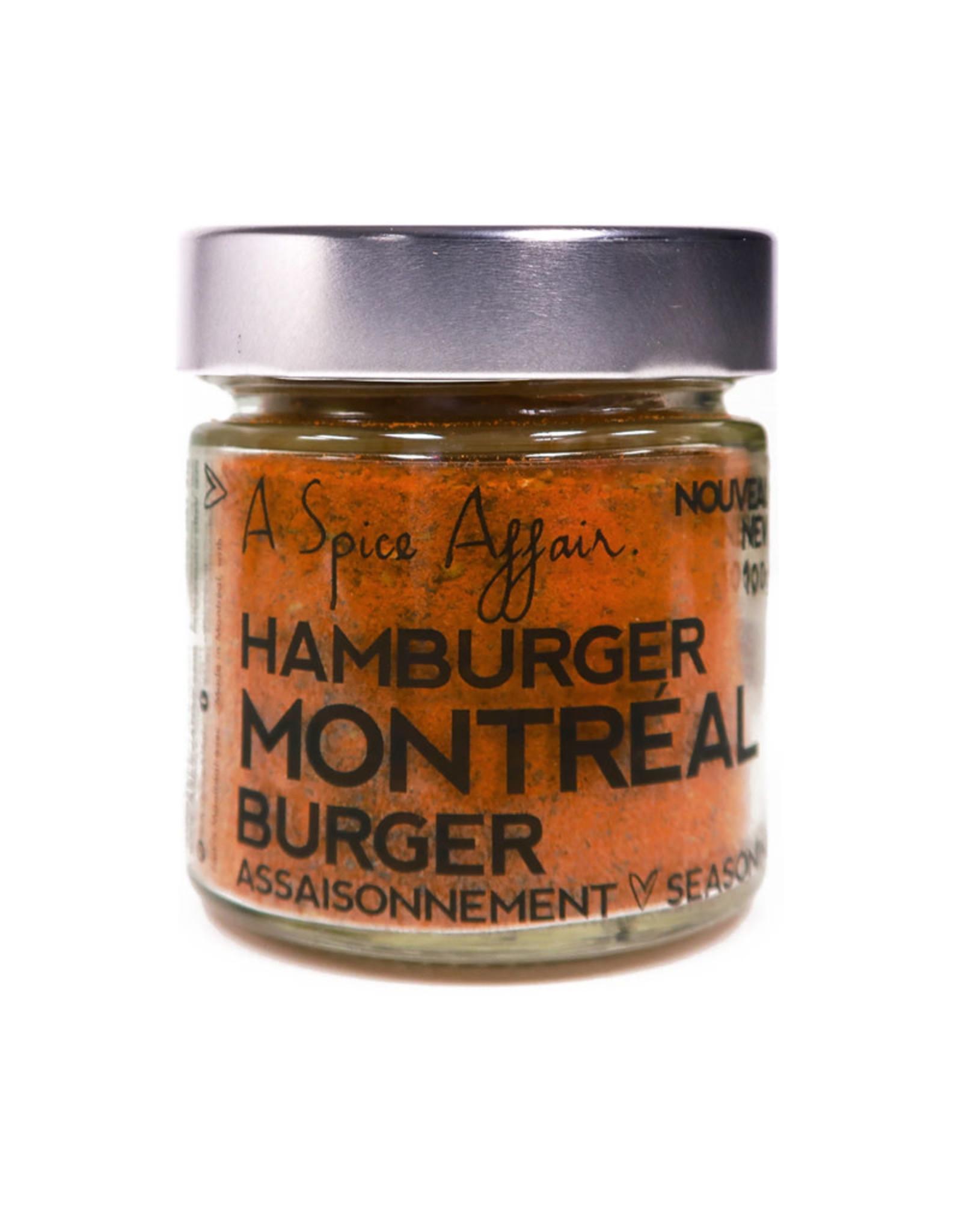 A Spice Affair A Spice Affair - Montreal Hamburger