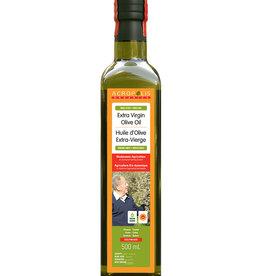 Acropolis Acropolis - Organic Extra Virgin Olive Oil, Certified (500ml)