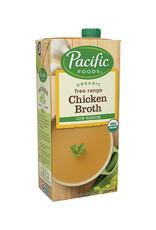 Pacific Foods Pacific Foods - Organic Broth, Free Range Chicken (946ml)