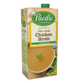 Pacific Foods Pacific Foods - Organic Broth, Free Range Chicken (946ml)