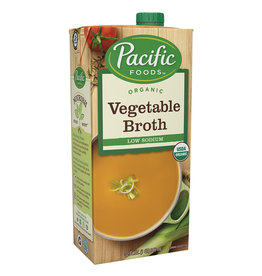 Pacific Foods Pacific Foods - Organic Broth, Vegetable (4x250ml)