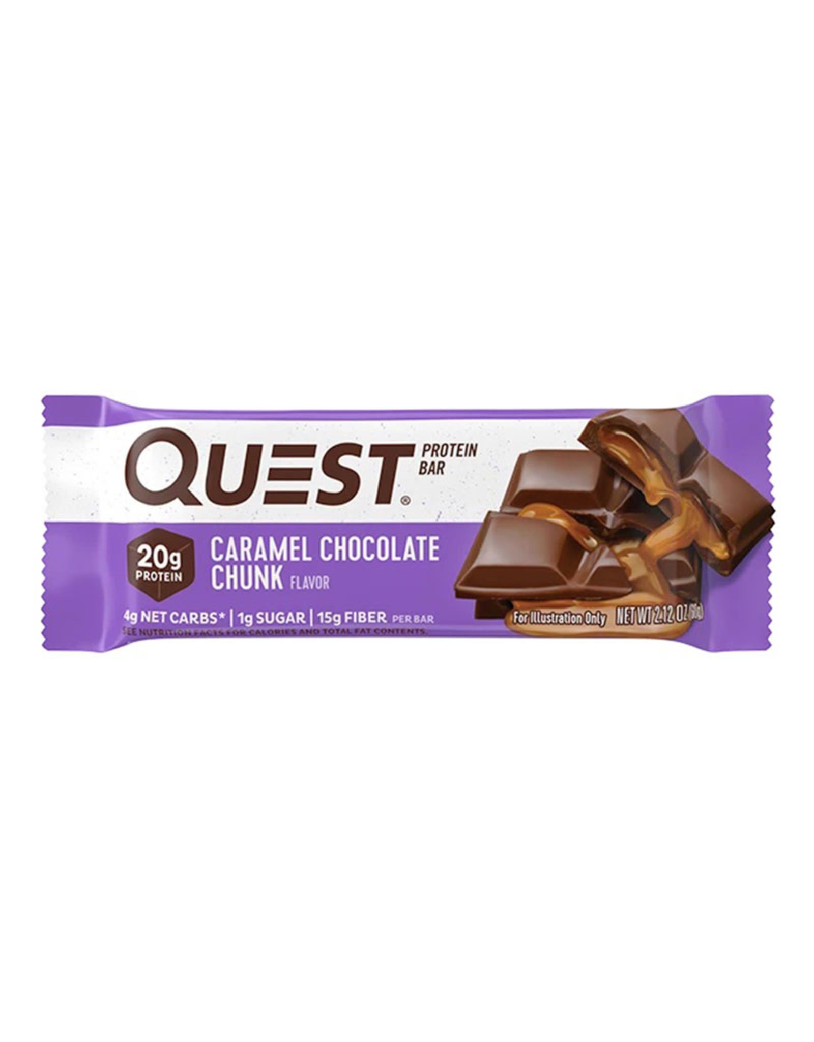 Quest Nutrition Quest - Bar, Caramel Chocolate Chunk
