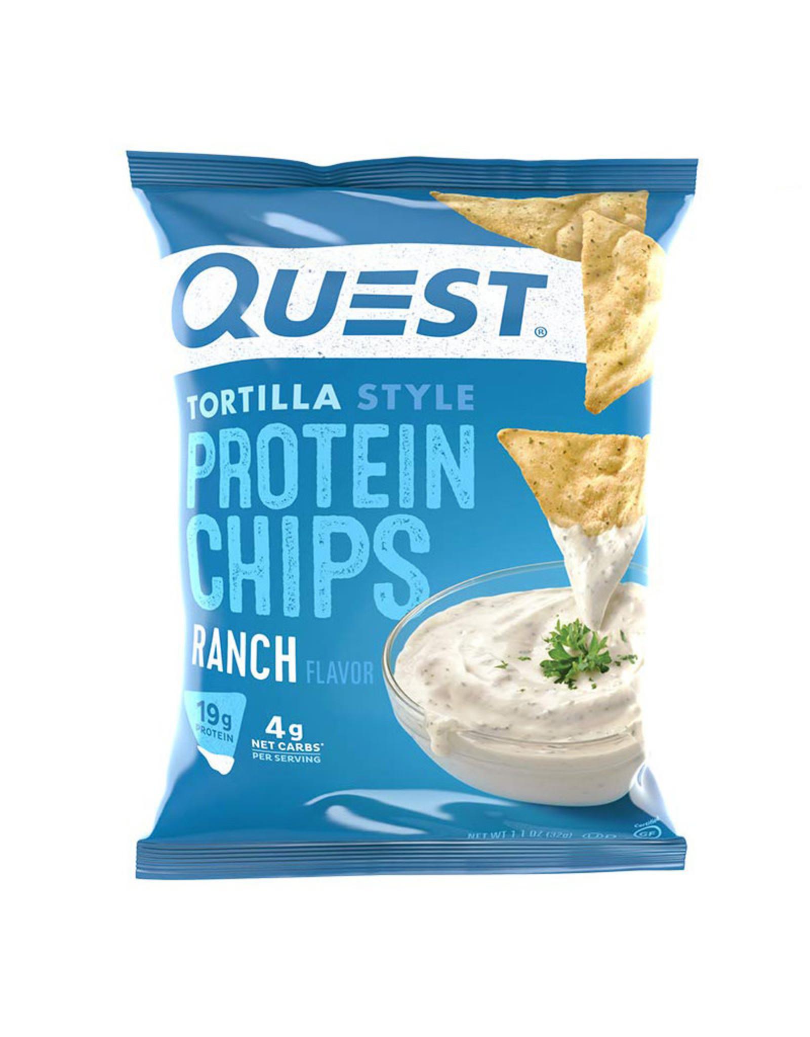 Quest Nutrition Quest - Chips, Ranch (32g)