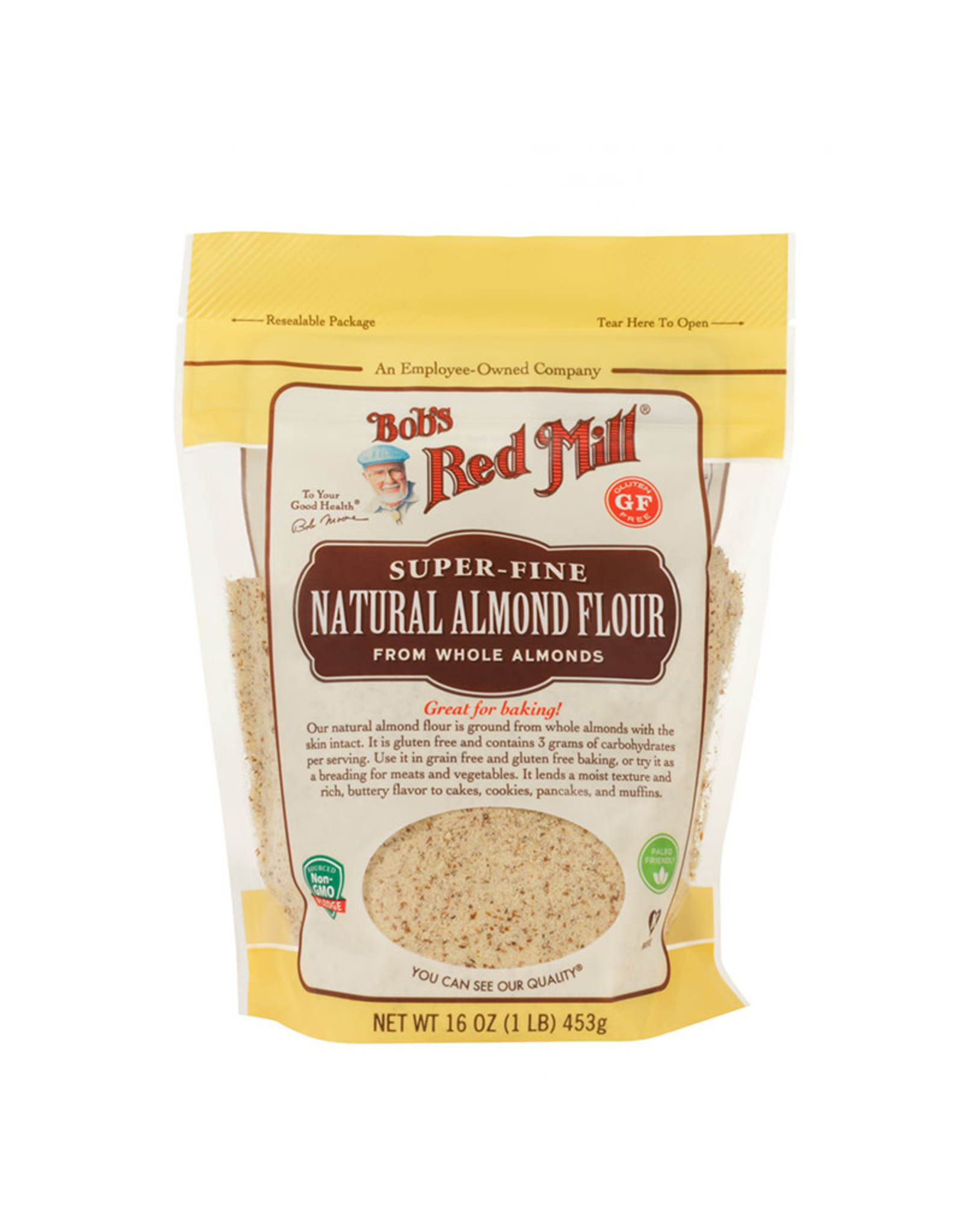 Bobs Red Mill Bobs Red Mill - Almond Flour, Natural (453g)