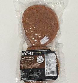 Simply For Life SFL - Sausage Patties, Maple Garlic