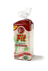 Smartbite Snacks Smartbite - Fit Figure Rice Cake, Thin Style (140g)
