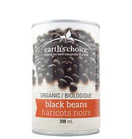 Earths Choice Earths Choice - Organic Black Beans (398ml)