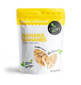 Elan Elan - Organic Banana Chips (135g)