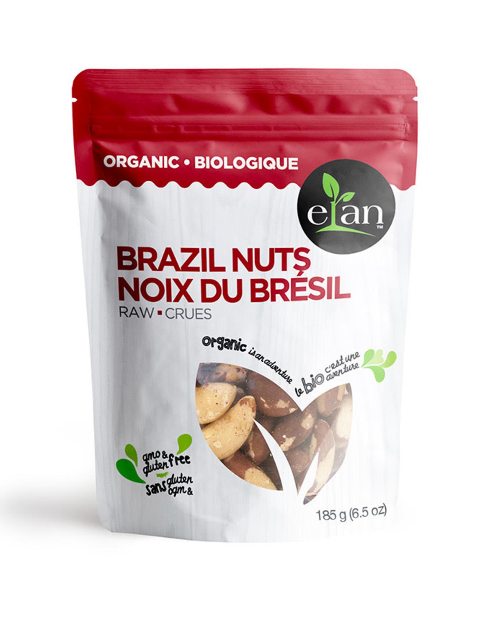 Elan Elan - Organic Raw Brazil Nuts (185g)