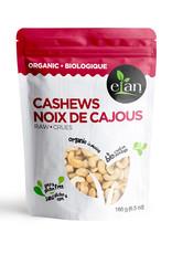 Elan Elan - Organic Raw Cashews (185g)