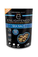 Enlightened Enlightened - Roasted Broad Bean Crisps, Sea Salt